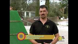 "COSTADELSOL TV. video2. Programa "" BICHOS "". PASTOR ALEMAN DE VILLA BIZNAGA."
