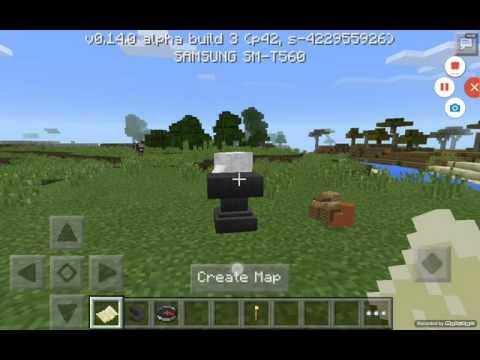 Minecraft Pe 0.14.0 Build 3 Pusulali Harita Yapımı