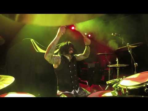 Aaron Buchanan And The Cult Classics- 'The Devil That Needs You': PAUL WHITE DRUM CAM