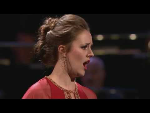 """Louise Alder – """"No word from Tom"""" The Rake's Progress, BBC Cardiff Singer of the World 2017"""