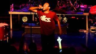 Childish Gambino - Do Ya Like - Live @ Plaza Theatre Orlando, FL 10-8-2011