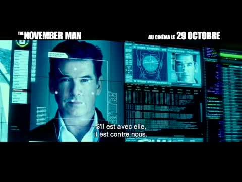 THE NOVEMBER MAN - Bande Annonce