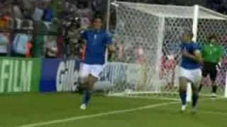 Italie 2-0 Ukraine