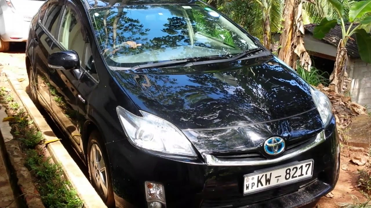 Toyota Prius Drive On Off Road