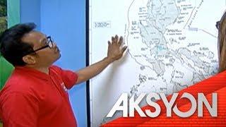 Bagong fault sa Luzon?