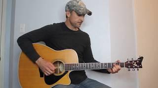 Remember When - Alan Jackson - Guitar Lesson | Tutorial
