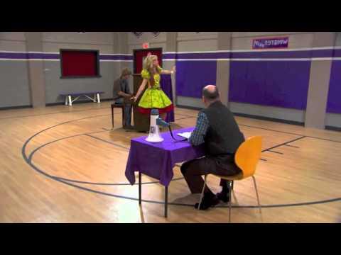 Ant Farm: Lexi Musical Audition Scene HD