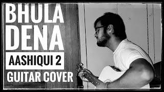 Bhula Dena Aashiqui 2 | Cover Video [2020] Karan Sharma | Mustafa Zahid | Aditya Roy Kapoor |Shradha