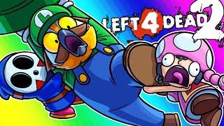 Left 4 Dead 2 Funny Moments - The Mushroom Kingdom is Doomed thumbnail