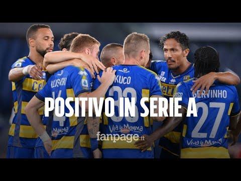 Serie A, Parma: un membro dello staff positivo al coronavirus