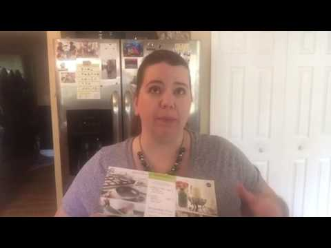 Princess House Hostess Specials Youtube