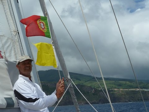 Atlantic Circuit (Part 2b), Bermuda to the Azores, May/June 2015