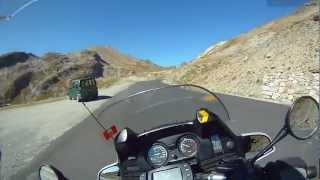 Alpine Motorbike Routes - Col du Galibier French Alps South Ramp.wmv
