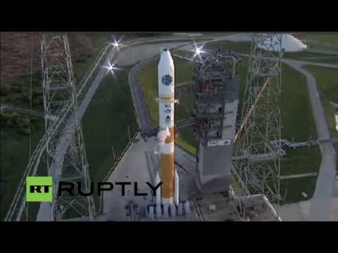 Launch of WGS-7 (Video Courtesy of Ruptly TV)