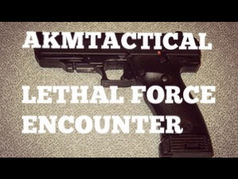 Lethal Force Encounter