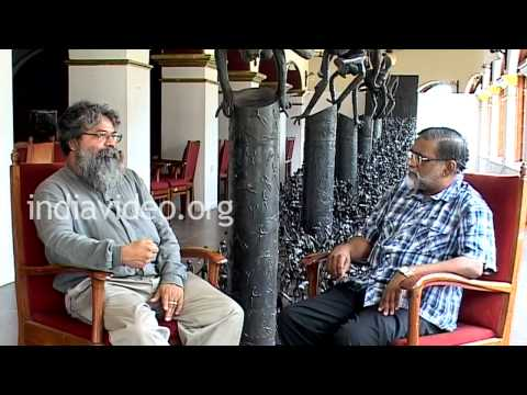 Interview with sculptor K.S. Radhakrishnan - Part II