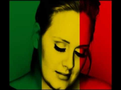 Adele - Set Fire To The Rain (REGGAE VERSION) by Reggaesta95