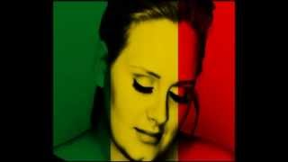 Adele - Set Fire To The Rain (REGGAE VERSION) by Reggaesta95