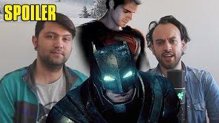 Batman v superman - film İnceleme (spoiler, easter egg, teorİ, sohbet)