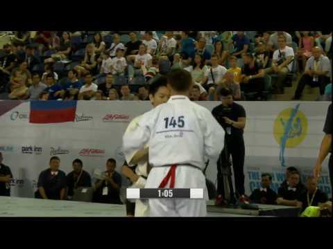 Marius Ilas VS Daiki Kato