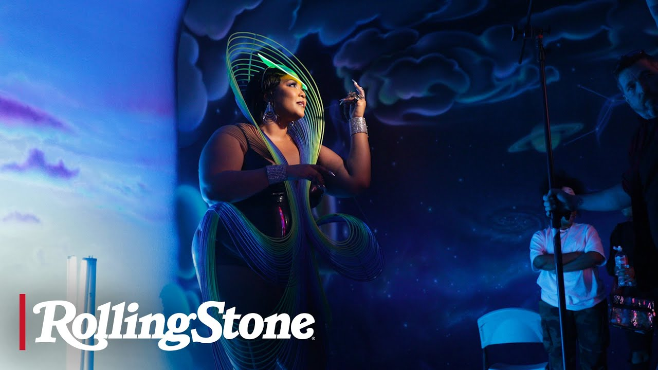 The Rolling Stone Cover: Lizzo