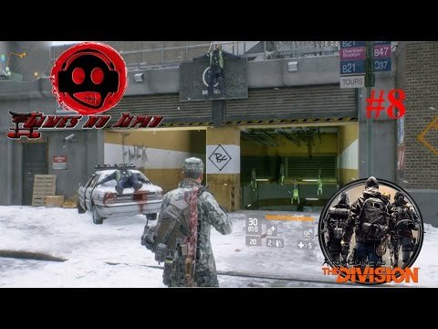 #8  The Division GamePlay  - Side Mission & Encounter