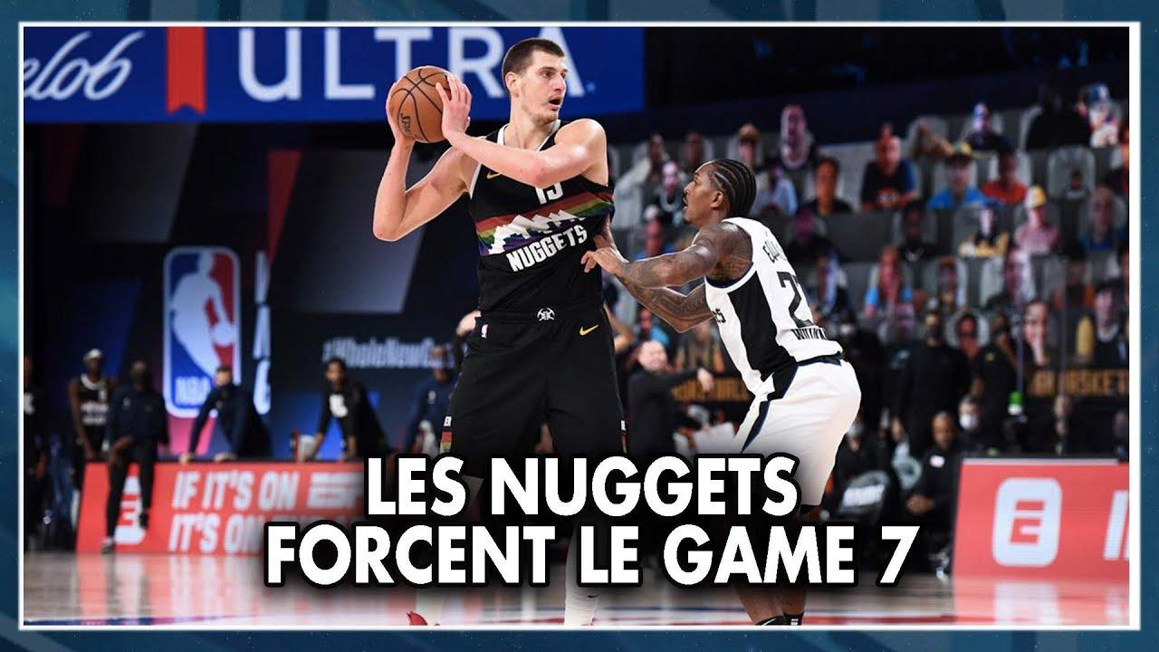 LES NUGGETS FORCENT LE GAME 7 CONTRE LES CLIPPERS [Avec Nicolas Batum]