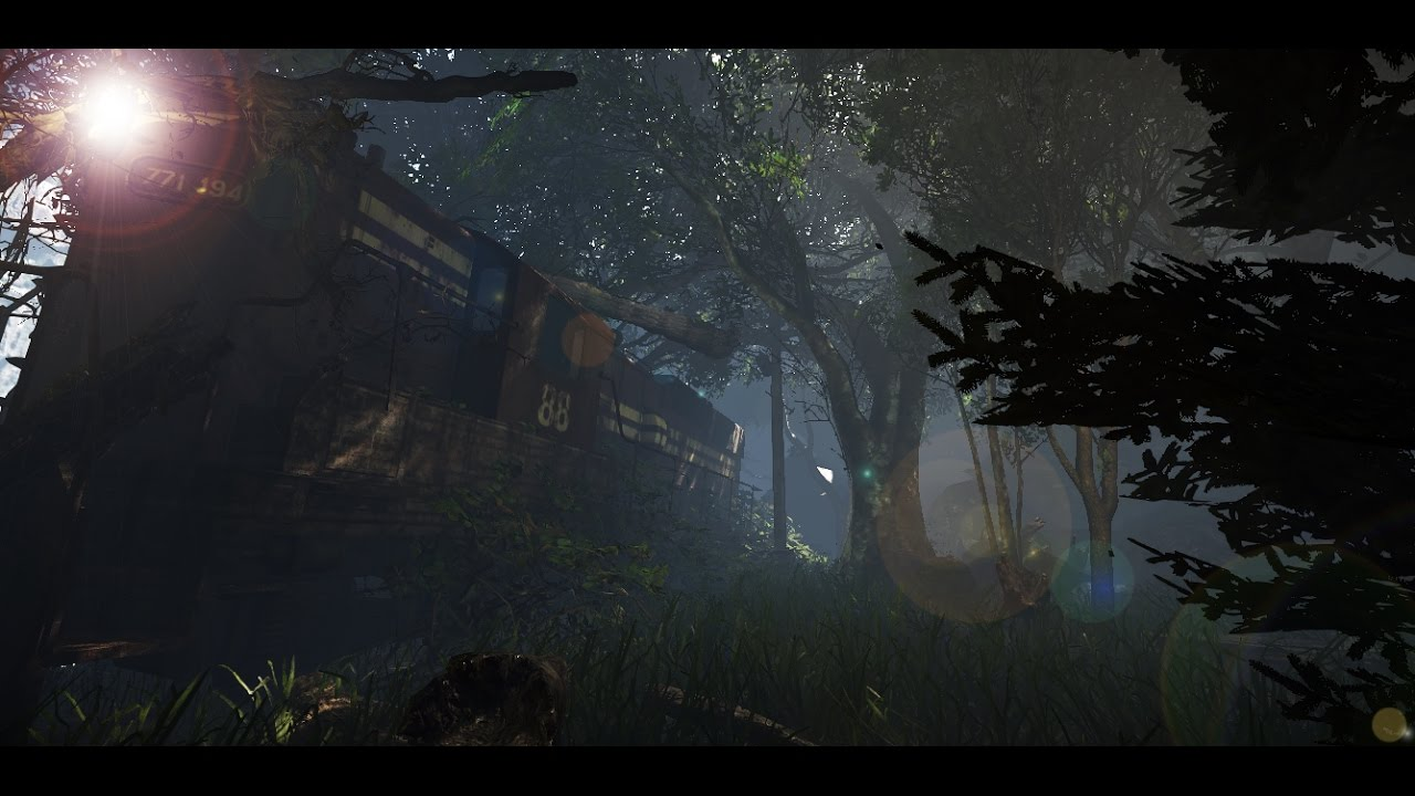 Speed level design forgotten train cryengine 3 youtube for Cryengine 3 architecture