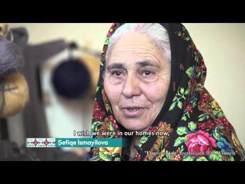 Empowering Azerbaijani IDP Women