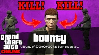 If there was no bounty limit in GTA Online! (Part 1)