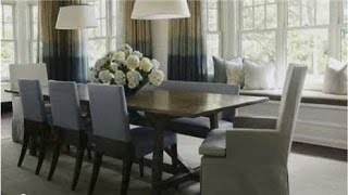 Luxe Home Decor: Dining Room Ideas