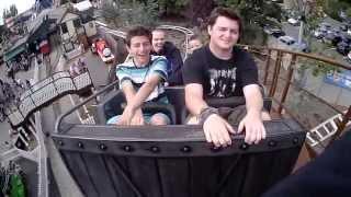 Troublesome Trucks Runaway Coaster - Drayton Manor