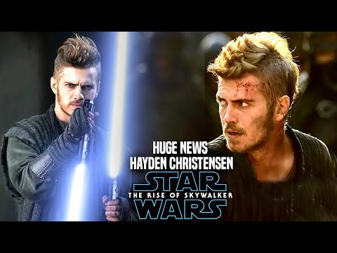 Hayden Christensen to Emerge From Hibernation for '40 Years