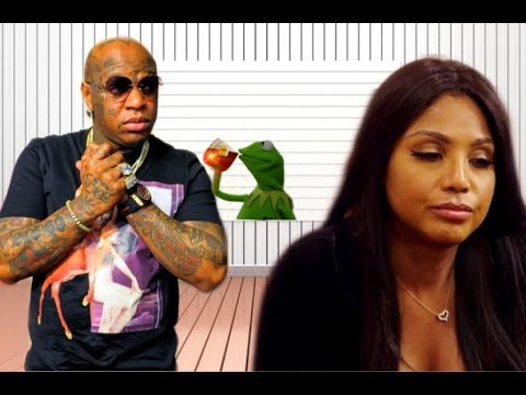 TONI BRAXTON AND BIRDMAN EXPECTING A LITTLE ONE PLUS THE TWO MAY HAVE GOTTEN SECRETLY MARRIED.