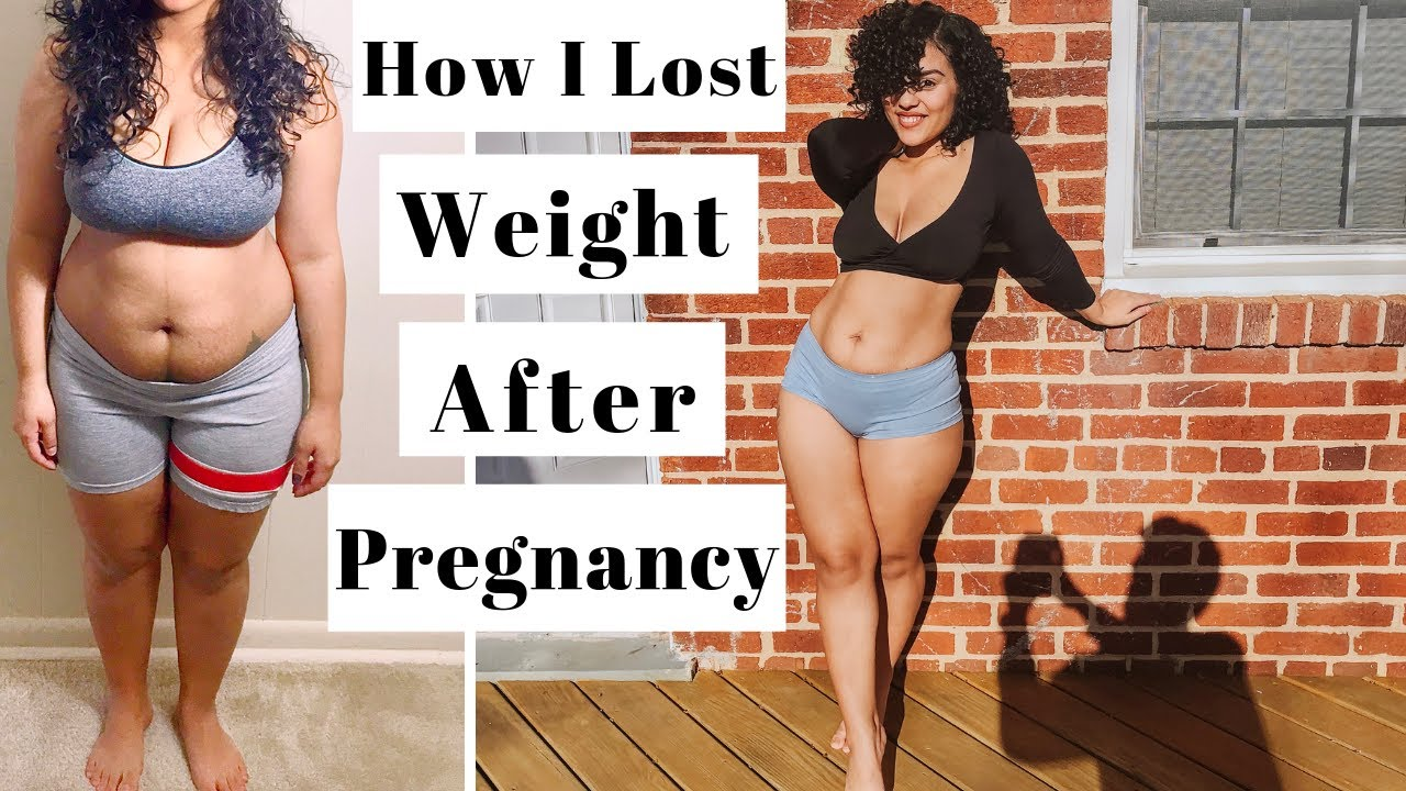 Tips How To Lose Weight After Pregnancy! How I Lost Weight After Having A Baby! Before&After Pics!