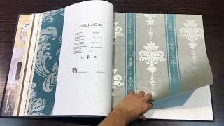 Обои Coliins & Company Bellagio. Обзор каталога