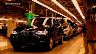 Немецкий Завод конвейер по сборке BMW X5, X6(German Factory Assembly line BMW X5, X6., 2016-10-30T10:17:49.000Z)