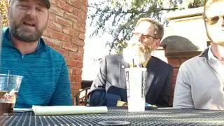 Grumpy's Corner with Attorney Ron Durbin and Leevy Chaffin from Helix Extract