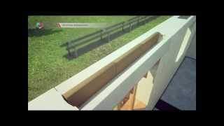 Как правильно класть газоблок?(В данном видео указаны все этапы кладки газоблока. Купить газоблок в Харькове Вы всегда сможете на Базе..., 2014-04-04T18:09:22.000Z)