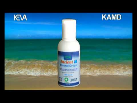 ABOUT KEVA ANCIENT MINERAL DROPS