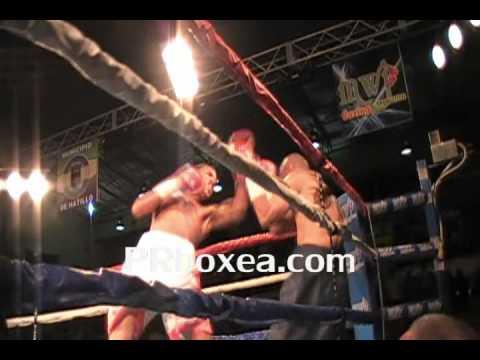 Hatillo Boxing Night VIDEO de lo ocurrido el 4 de diciembre @ Francisco Deida