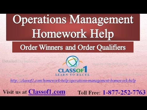 operations management homework help Home uncategorized short myth essays: operations management homework help short myth essays: operations management homework help april 18, 2018 no comments on short myth essays: operations management homework help this essay by paul graham shows how you need to think in startups literally.
