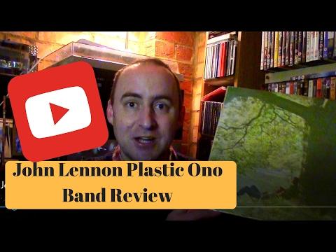 John Lennon Plastic Ono Band Review