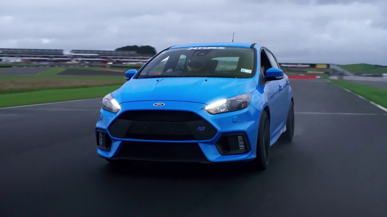 Xforce Exhaust System For Focus Rs Drift Tested By Fanga Dan Youtube