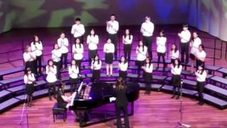 SFS Sixth Grade Choir 2012 - Get On Board This Train