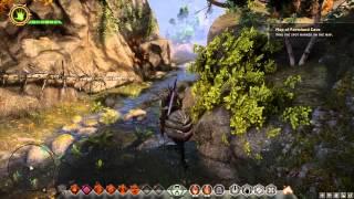 Map to a Farmland Cave Location - Dragon Age Inquisition