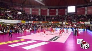10/01/15 Highlights Unendo Yamamay Busto Arsizio - Imoco Volley Conegliano