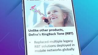 Defne RingBack Tone (RBT) Solution