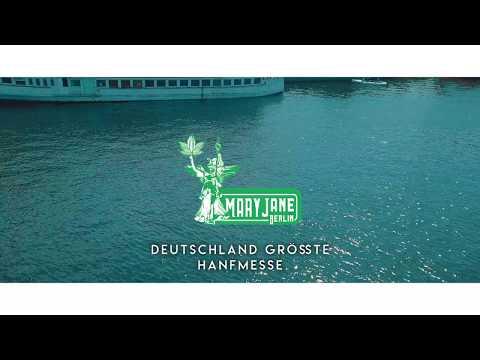 Hanfmesse Deutschland - Mary Jane Berlin 2018 Teaser