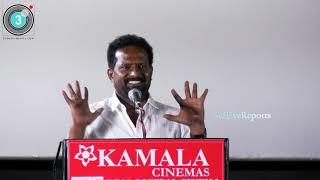 காலத்துக்கும் நன்றி சொல்ல கடமைப்பட்டு இருக்கிறேன்  Antony Dasan's MGR MAGAN Movie Press Meet